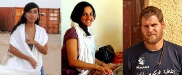 Humanitarian workers kidnapped from polisario camps
