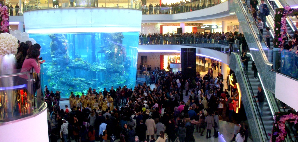 Success of Casablanca's Morocco Mall is an example of continued consumer retail growth in Africa's leading economies.