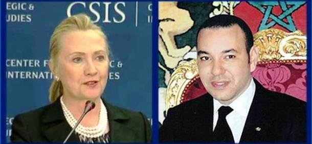 HM King Mohammed VI and US Secretary of State Hillary Clinton will meet on Dec. 11 in Morocco to discuss security challenges in Mali & Syria, Middle East peace process, and Morocco-US Strategic Partnership