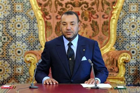 "The two-year restoration of Slat Alfassiyine synagogue in Fez bears ""eloquent testimony to the spiritual wealth and diversity of the Kingdom of Morocco and its heritage,"" King Mohammed said."
