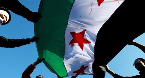 "the Assad regime was politically defeated when more than 100 countries in the ""Friends of the Syrian People"" conference in Morocco earlier this month recognized a new Syrian opposition coalition as representing the Syrian people. By international law, therefore, the Syrian National Coalition has a legal standing to act in international relations."