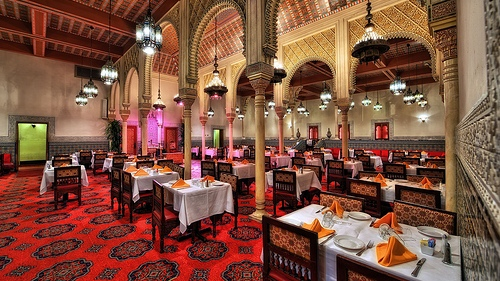 Restaurant Marrakesh at Morocco Pavilion