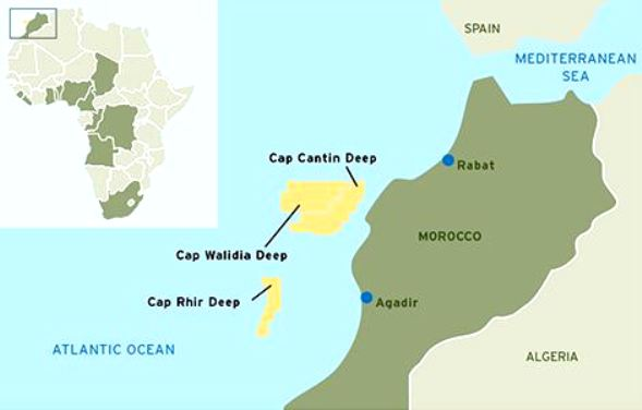 Chevron (NYSE:CVX) said Chevron Morocco Exploration signed agreements with Morocco's Office National Des Hydrocarbures Et Des Mines for 3 offshore areas.