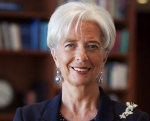 Christine Lagarde, Managing Director, International Monetary Fund