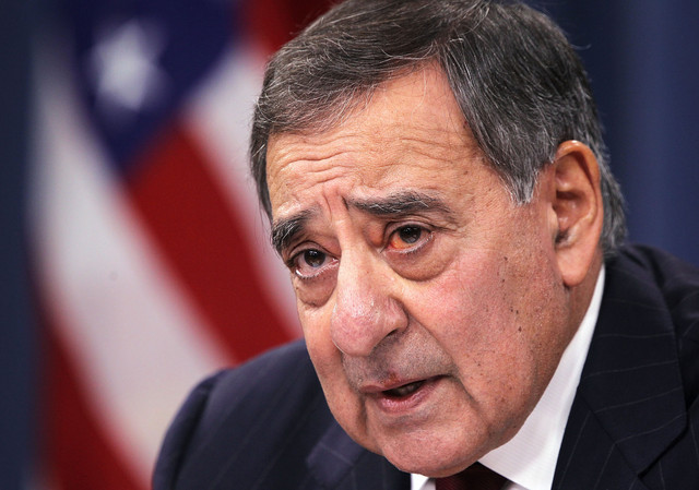 "Defense Secretary Leon Panetta told reporters, ""We have a responsibility to make sure that al-Qaeda does not establish a base for operations in North Africa and Mali."" Mali's crisis could add to an ""arc of instability"" from western Africa to the Gulf of Aden, warns both UNHCR and NATO Allied Command's CFC. (Photo: Alex Wong/Getty Images)"