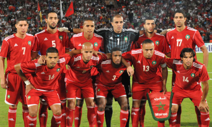 Morocco's Atlas Lions at 2013 Africa Cup of Nations