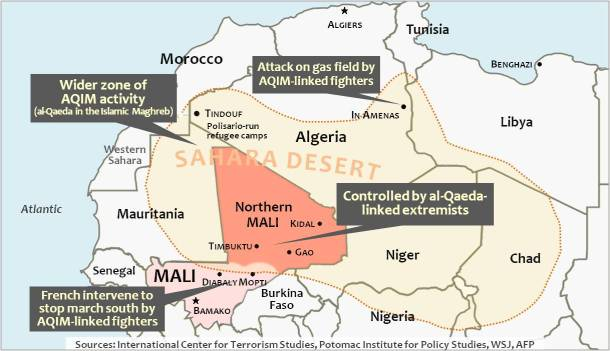 Al-Qaida in the Islamic Maghreb has grown rich in the Sahara on smuggling and hostage-taking, gained new recruits and re-emerged stronger than ever, armed with looted high-tech weapons from Libya's 2011 civil war.