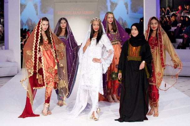 Muscat Fashion Week 2013 in Oman