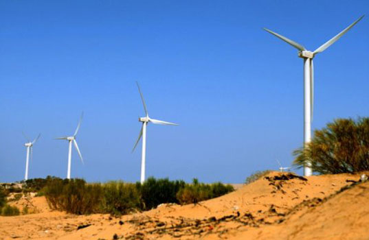 GDF Suez to Build Africa's Biggest Wind Farm in Moroccan Desert – Bloomberg