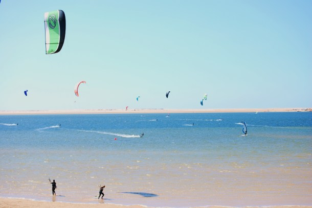 The new kiteboarding season is up for grabs. The PKRA Morocco opens the kite circus at the perfect right-hand point break of Dakhla, a narrow peninsula of the African Atlantic coast. Surfer Today