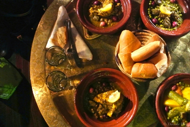A Meal for All Senses: Tagine in Morocco