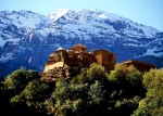 gneufferKasbah du Toubkal -- High in the Atlas, the Kasbah is reached only by foot or mule.0x600d