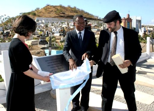 Jewish burial site restored off African coast with help from Morocco's King