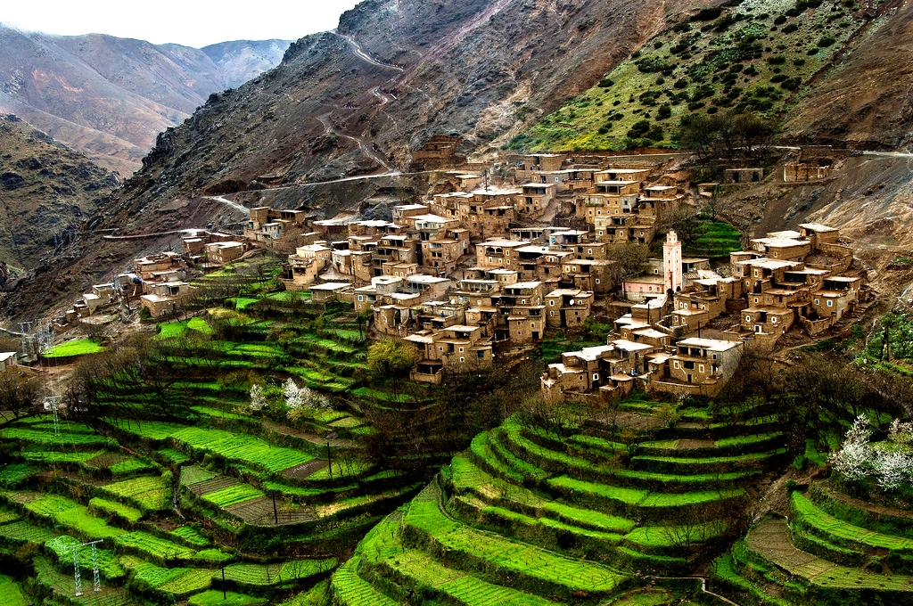 Ouirgane Morocco  city photos : ... Morocco's Atlas Mountains – Ventures Africa |Morocco On The Move