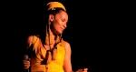 oumgneufferOum - Moroccan singer, writer, composer.Oum sings