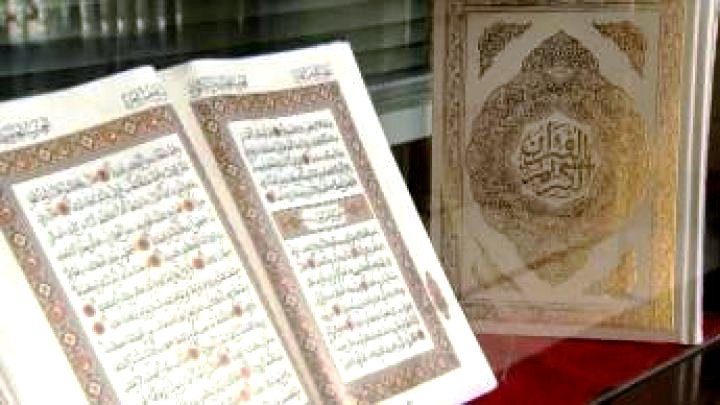 Morocco has launched an initiative to print a million 'standard' copies to ship to Moroccan mosques, as well as Europe and West Africa, to promote Moroccan Islam as one of tolerance and not fundamentalism. Click on photo to see France24 report.