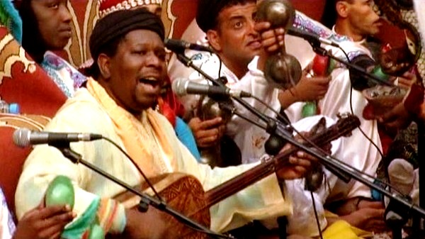 The annual Gnawi music festival in Morocco attracts hundreds of music lovers and provides a platform for unknown artists to launch their careers. (Reuters)