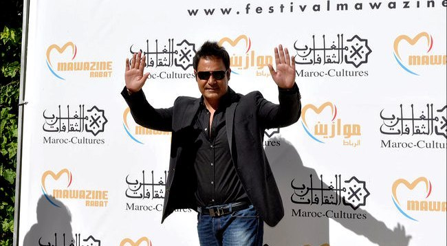 Lebanese singer Assi El Helani gave memorable performance during 12th Mawazine festival in Rabat. Naoufel Cherkaoui