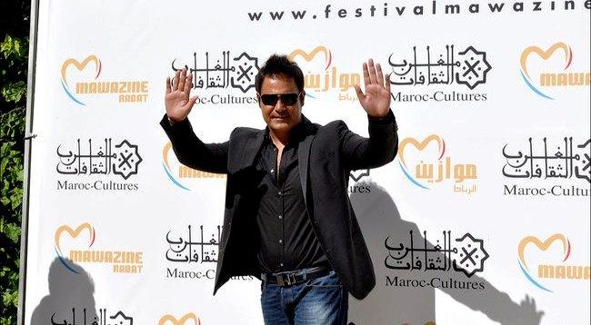 Lebanese singer Assi El Helani gave memorable performance during 12th Mawazine festival in Rabat. Naoufel Cherkaoui