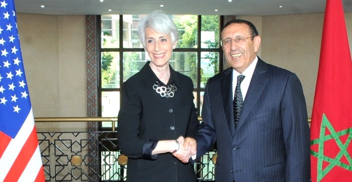 "The US maintains ""special"" relations with Morocco, which is a ""strategic ally"" and ""leader"" in the region, said Wendy Sherman, US Under-Secretary for Political Affairs, meeting with senior Moroccan officials Friday in Rabat, including Minister Delegate for Foreign Affairs & Cooperation, Youssef Amrani."