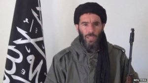 Mokhtar Belmokhtar,. founder of Signed-in-Blood Battalion