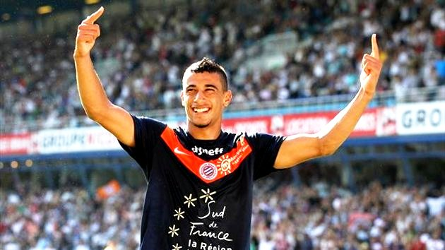Morocco's 23-year-old star midfielder Younes Belhanda played a key role helping Montpellier clinched their first French league title in 2012, scoring 12 goals in 28 matches and being named best young player in Ligue 1 at the end of the season.  Yahoo/Eurosport