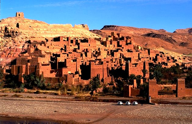 "Ouarzazate, Morocco, featured in ""Game of Thrones."" (Photo: Morocco National Tourist Office)"