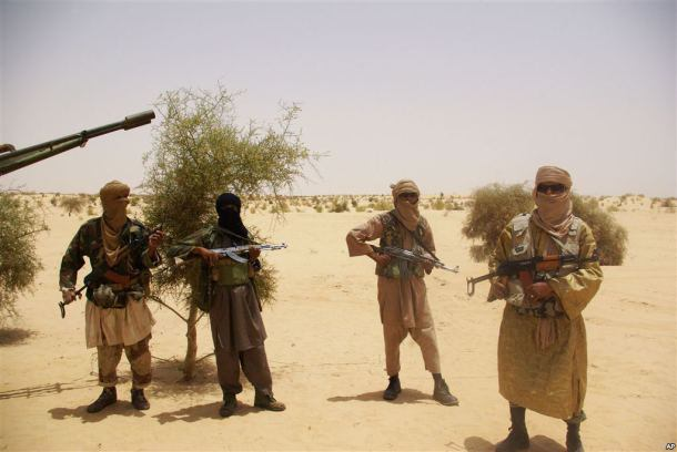 On April 17, AFP reported dozens of al-Qaeda-linked extremists were regrouping in Mali, S. Libya, and W. Sudan after the French Mali intervention. Others reportedly went to the Polisario-run camps in Algeria, among the locations identified recently by Carnegie (Perilous Desert) and IUCTS (Terrorism in N.Africa & Sahel) as targets and hubs for terrorist recruiting and trafficking.