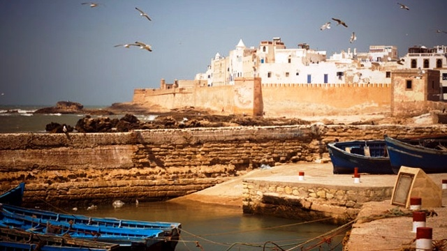 """Game of Thrones"" Astapor is Morocco's coastal town of Essaouira."