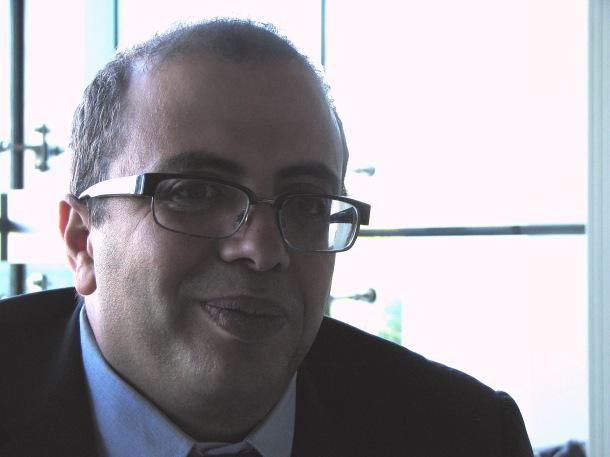 Mohamed El Hajjam, founder of the Moroccan American Network.