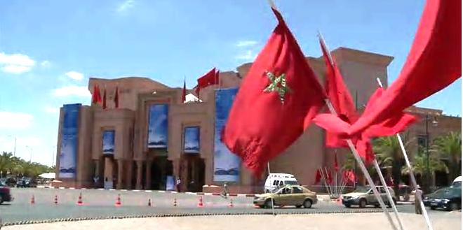 Mood was  celebratory at Marrakesh Palais des Congrès for success of World Intellectual Property Organization negotiators in producing draft treaty text for visually impaired. IP Watch