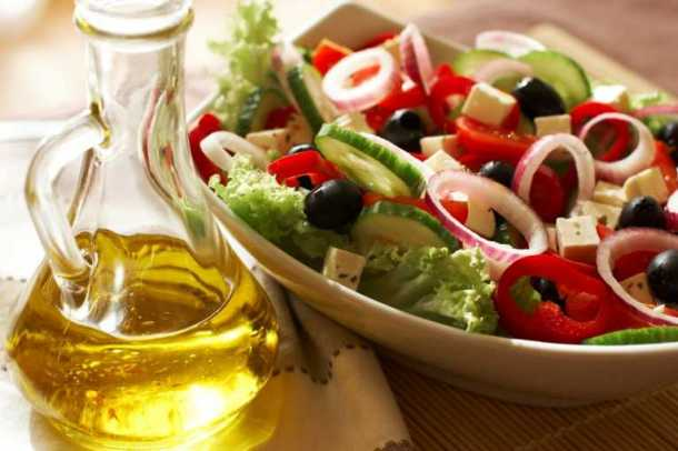 Mediterranean diet tests prove health benefits.