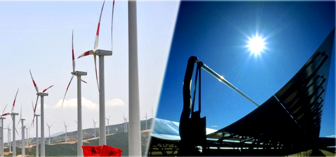 Morocco aims to have 42 per cent of its total power capacity from renewable sources -- solar, wind, and hydro -- by 2020