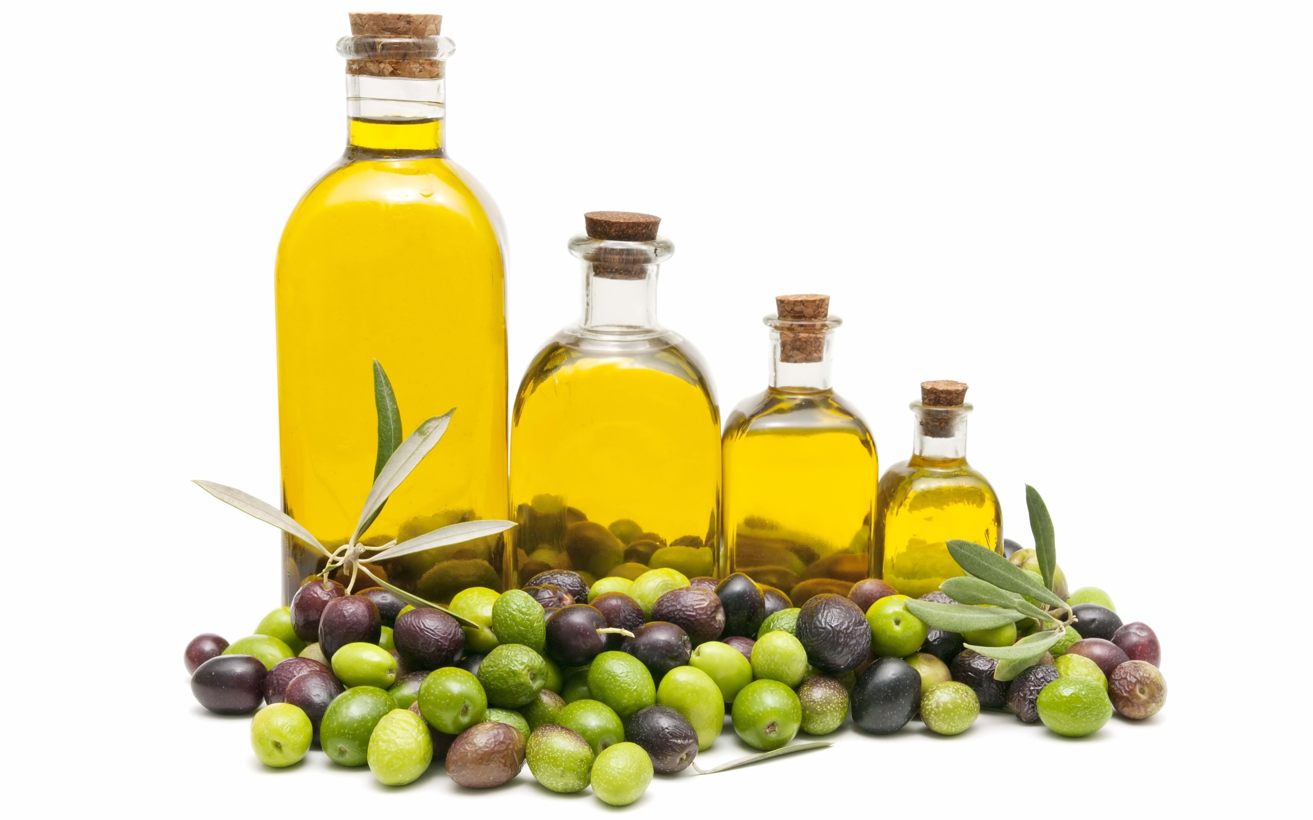 Between 98 and 99 percent of olive oil consumed in the US is imported.