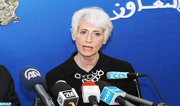 "US Under-Secretary for Political Affairs, Wendy Sherman reaffirms ""unchanging"" US position on Sahara issue, backing the Moroccan autonomy plan as a ""credible"" initiative.  MAP"