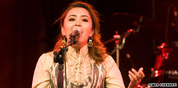 Uzbekistan's Yuldusz Turdevia Ensemble performed at the 2012 Fes Festival in Morocco.  CNN