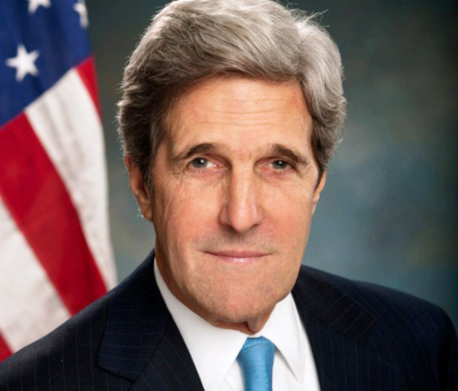 John Kerry 2013 Sec. of state john kerry