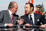 gneufferKing Mohammed VI of Morocco (right) and King Juan Carlos of Spain will be together for two days during the Spanish monarch's July 15-17 visit to Morocco. TRT