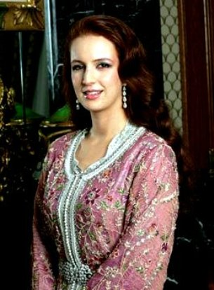 Morocco On The Move - Princess Lalla Salma of Morocco. Style ...