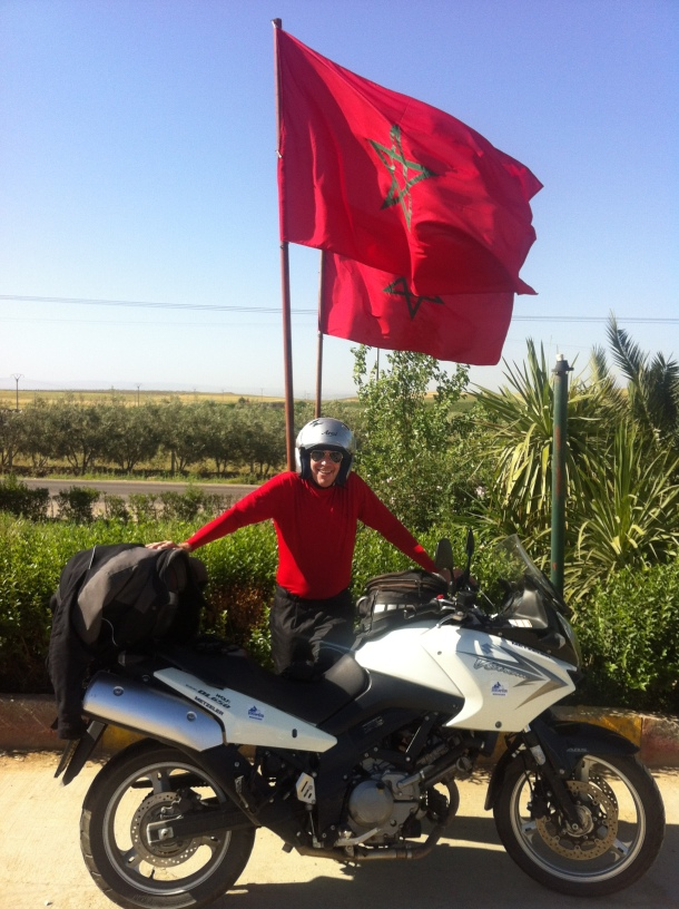 CNN recently named Morocco a top motorcycling destination.