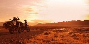 Morocco topped CNN's recent list of 10 of the world's best motorcycle rides.